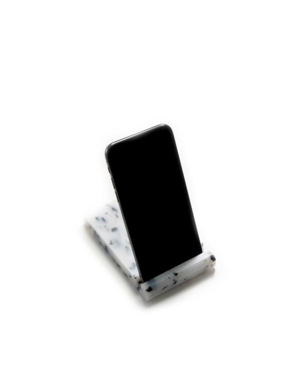 Soporte móvil - Blanco / Negro