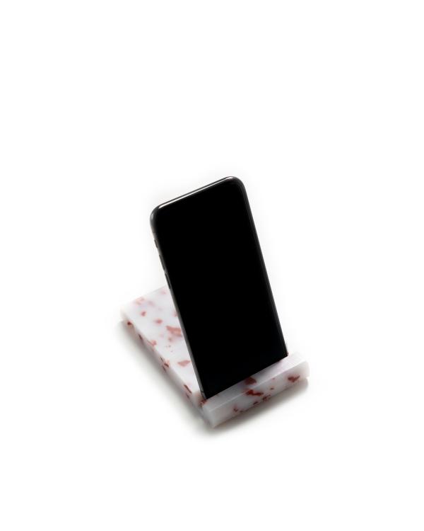 Soporte móvil - Blanco / Rojo