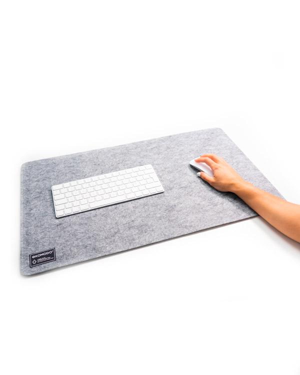 Mousepad XL - Gris claro