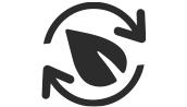 Materiales sostenibles - Los diseños EKOMODO son minimalistas y estéticamente agradables